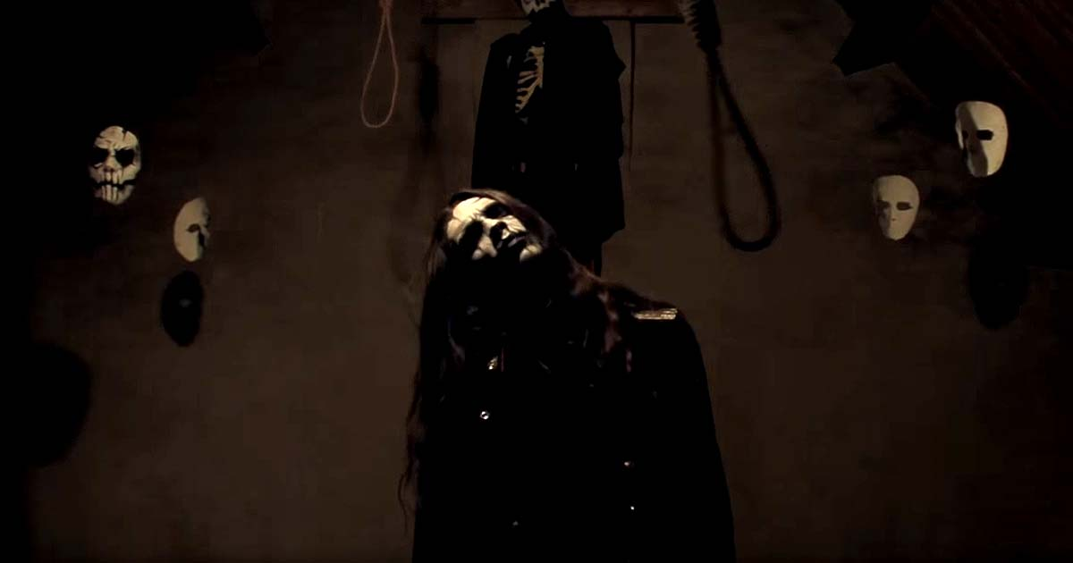 Carach Angren y el vídeo de 'The Sighting Is A Portent Of Doom'
