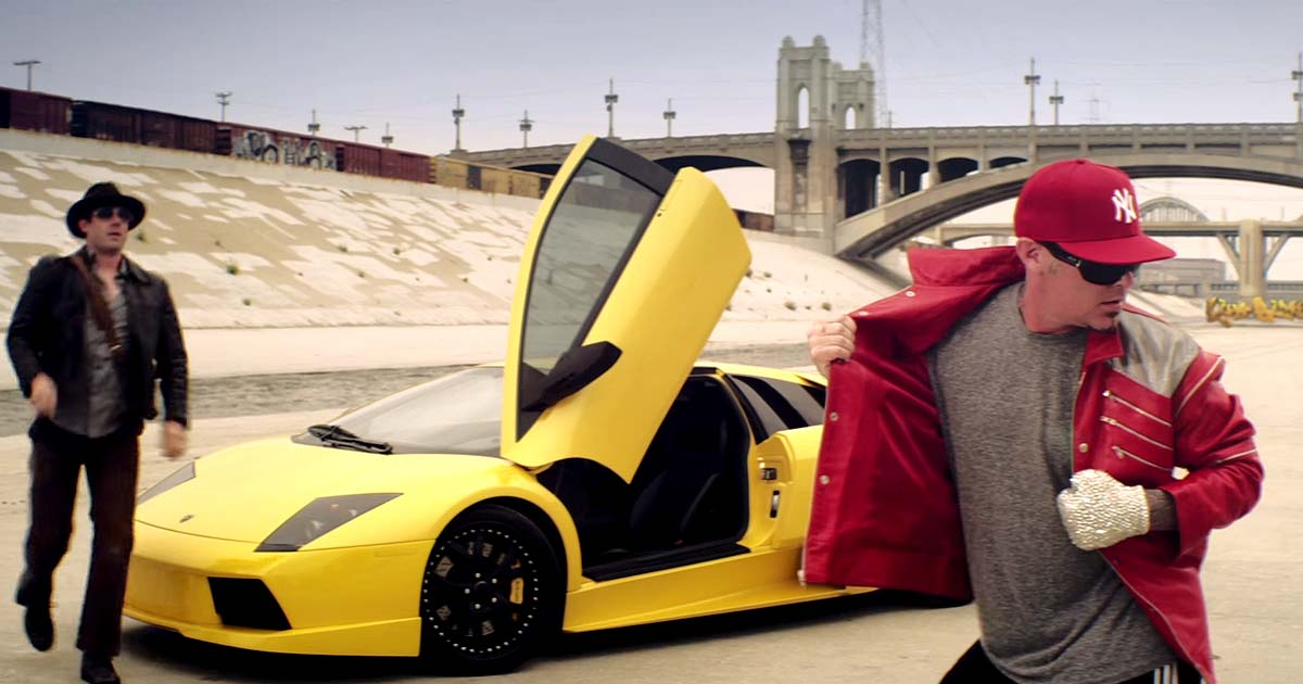 Nuevo vídeo de Limp Bizkit, 'Gold Cobra'
