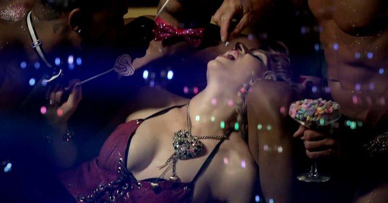Diamond Baby y el vídeo de 'The last rockstar'