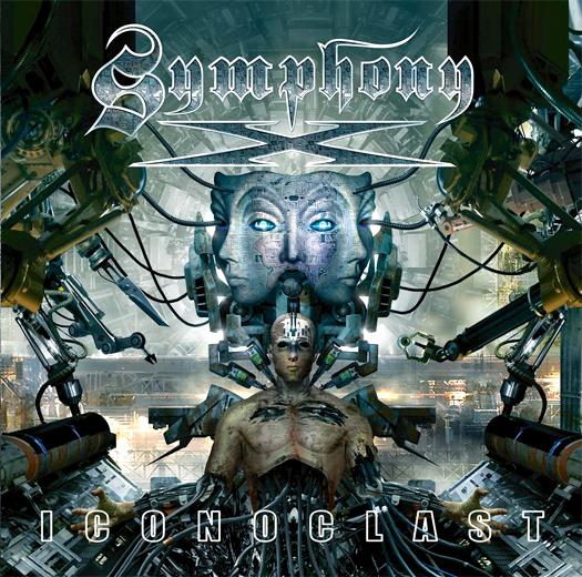 Symphony X, crítica y portada de Iconoclast