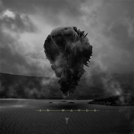 Trivium, Crítica y portada de In waves