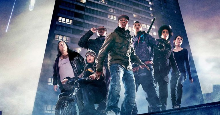 Attack the block, Joe Cornish (2011)