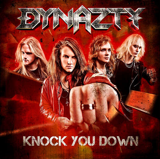 Dynazty, crítica y portada de Knock you down