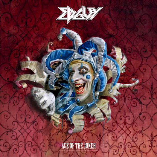 Edguy, crítica y portada de Age of the joker