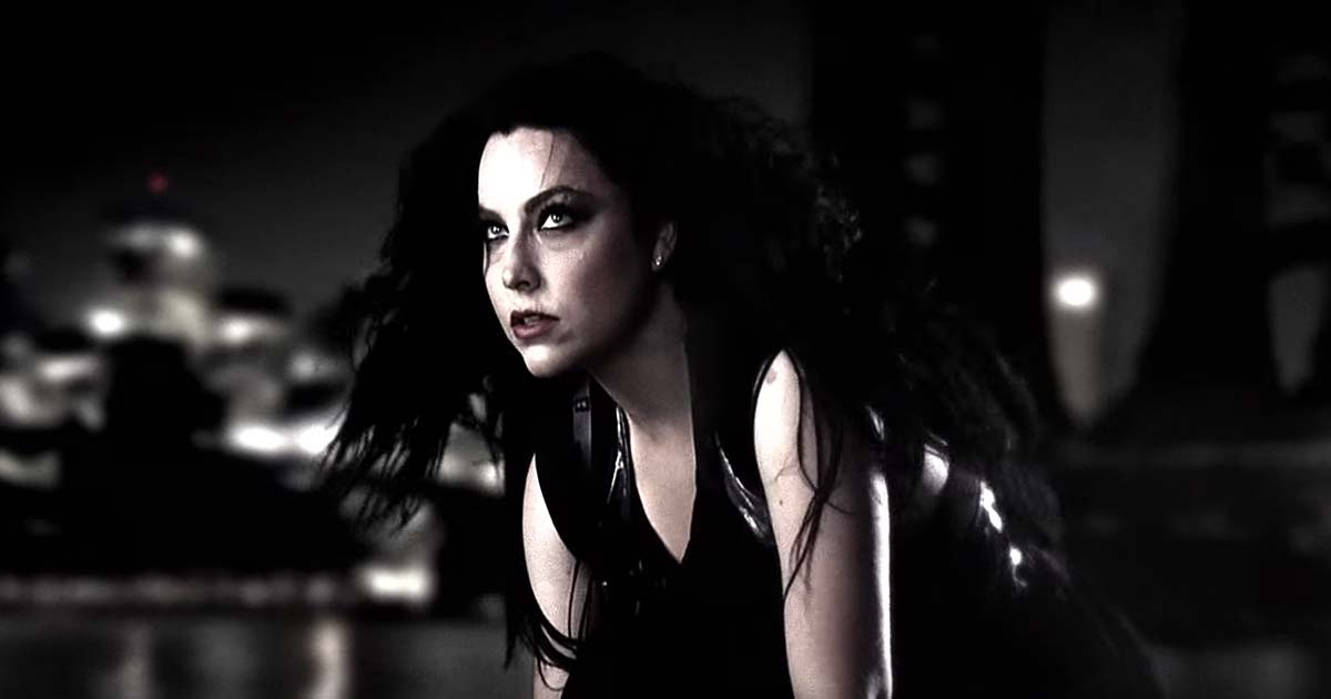 Evanescence y el vídeo de 'What you want'