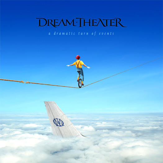 Dream theater crítica y portada de A dramatic turn of events