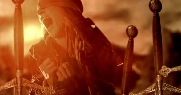 Huntress y el vídeo de 'Eight of swords'