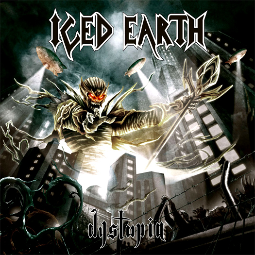 Iced Earth 'Dystopia'