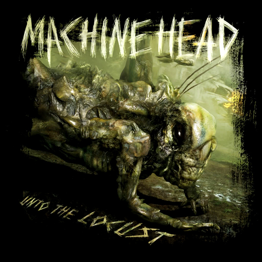 Machine Head, Unto the locust, crítica y portada