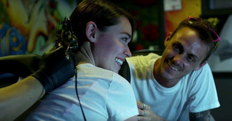 Nuevo vídeo de Black Veil Brides, 'Rebel love song'