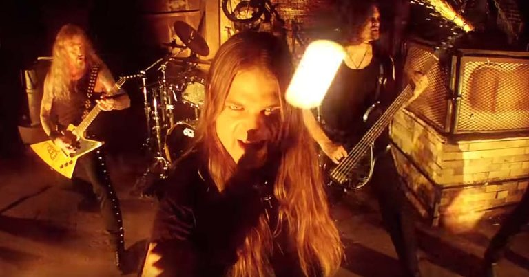 Iced Earth y el vídeo de 'Dystopia'