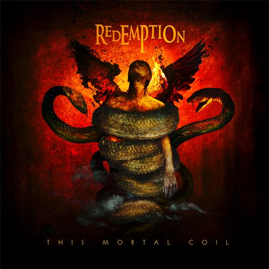 Redemption, crítica y portada de This mortal coil