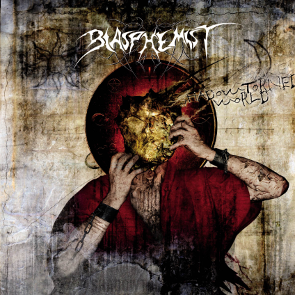 Blasphemist 'Shadowtorned World', crítica y portada