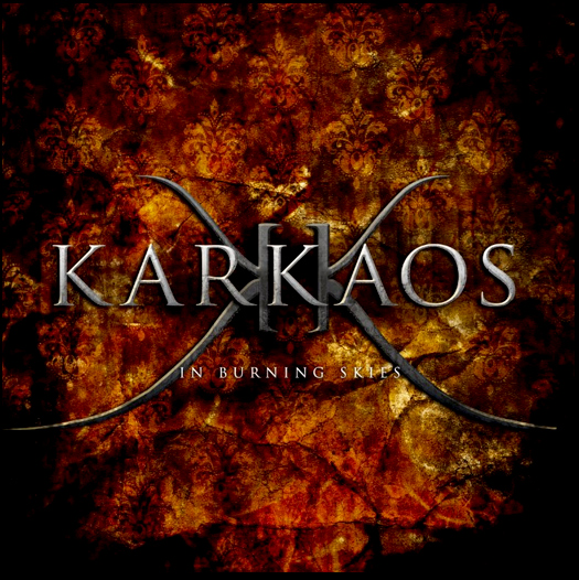Karkaos 'In Burning Skies' (EP)