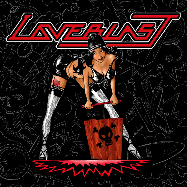 Loveblast 'Loveblast' crítica y portada