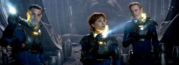 Primer trailer oficial de 'Prometheus'