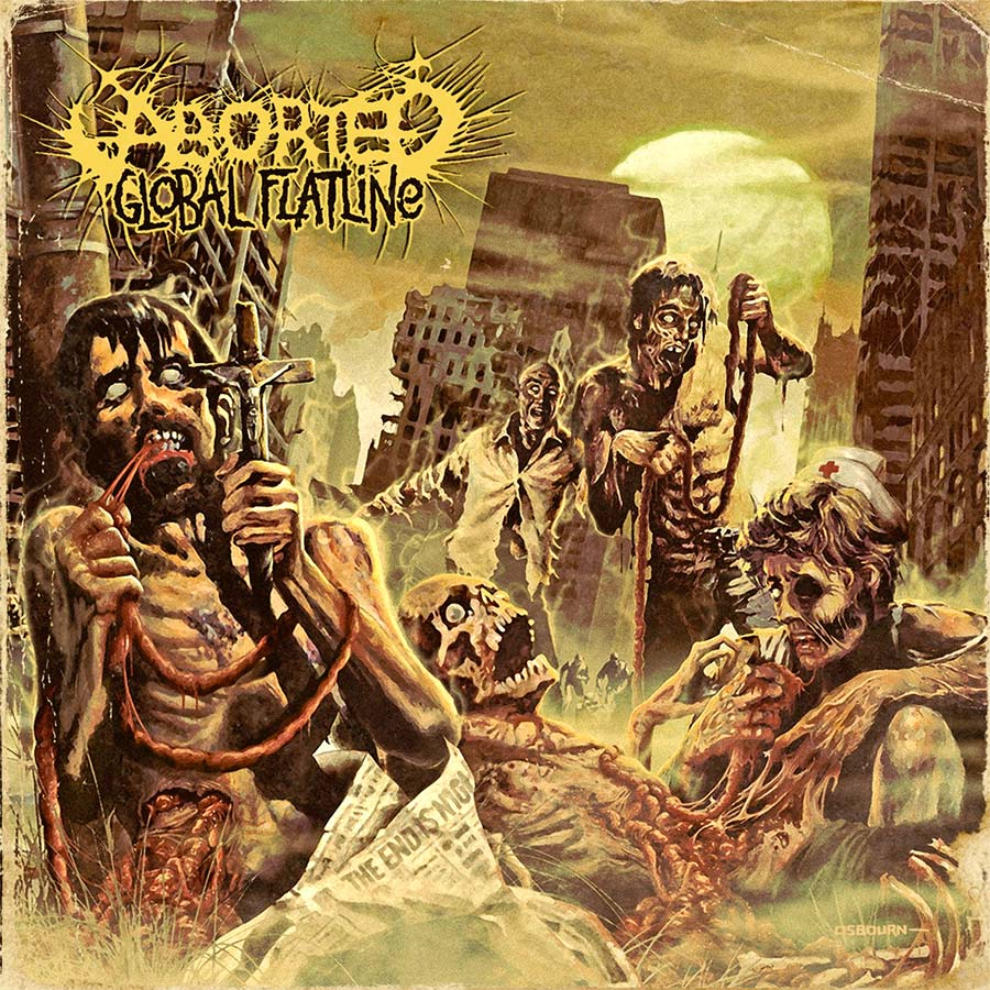Aborted 'Global Flatline'