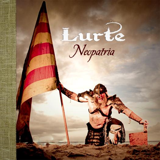 Lurte, Neopatria, crítica y portada