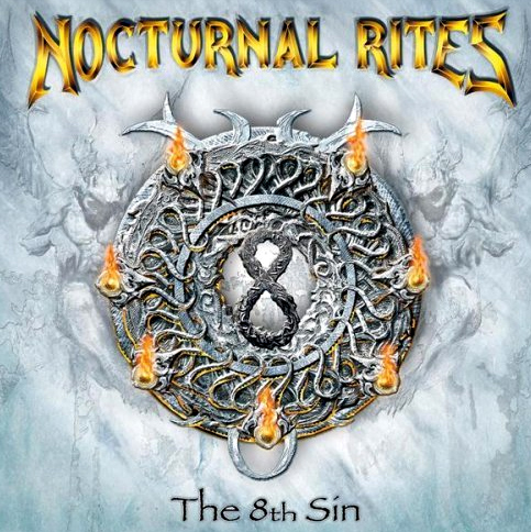 Nocturnal Rites 'The 8th sin'