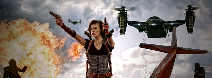Primer trailer de 'Resident Evil: Retribution'