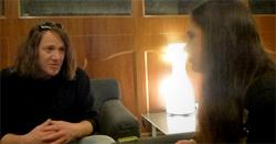 Entrevista con Kai Hansen en Madrid 2012