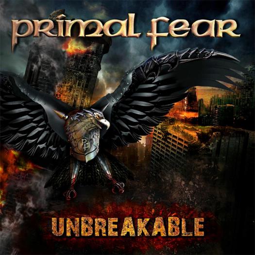 Primal Fear 'Unbreakable', crítica y portada