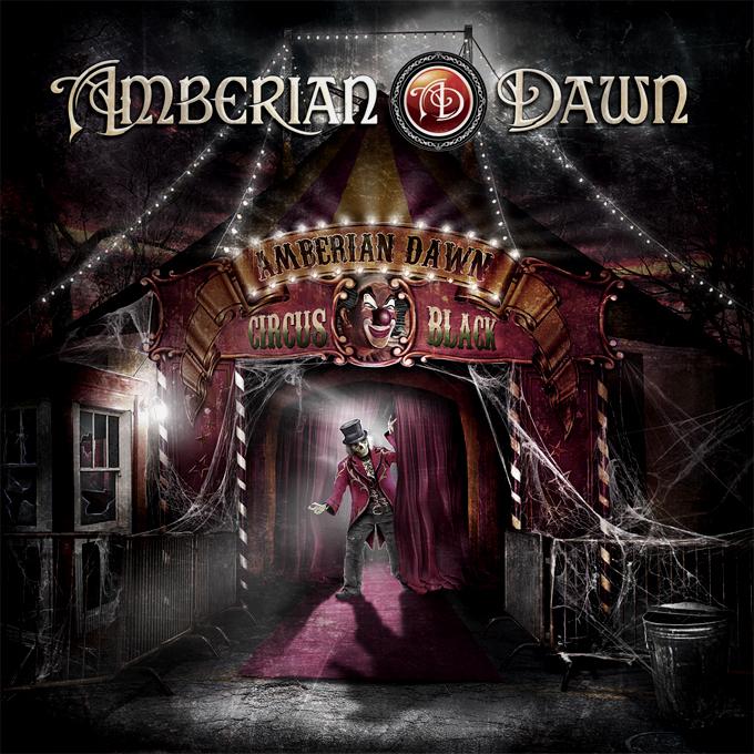 Amberian Dawn 'Black Circus', crítica y portada