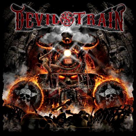 Devil's Train 'Devil's Train', crítica y portada