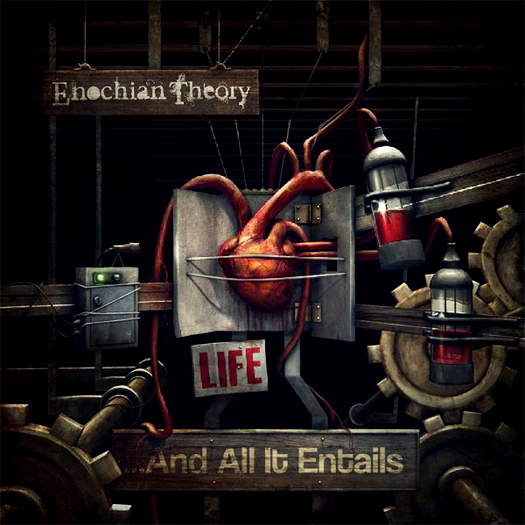 Enochian Theory 'Life...And All It Entails', crítica y portada