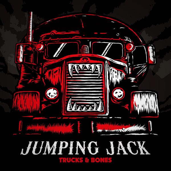 Jumping Jack 'Trucks & Bones', crítica y portada