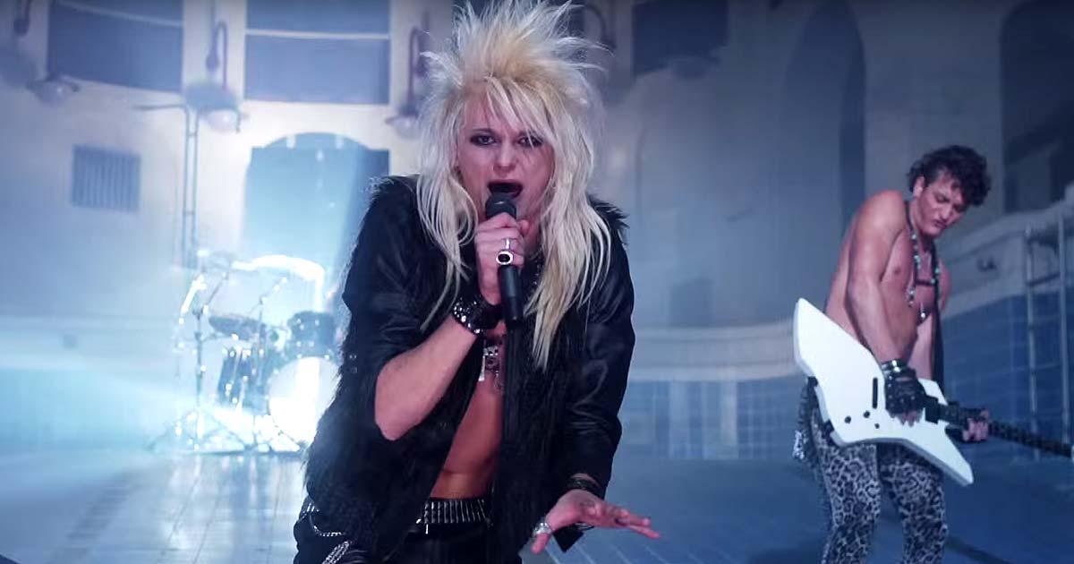 Kissin' Dynamite y el vídeo de 'I will be king'