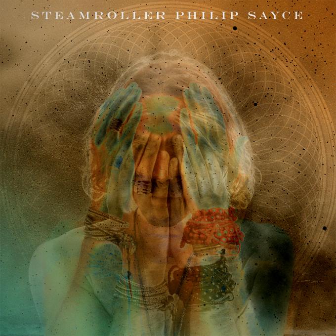 Philip Sayce 'Steamroller', crítica y portada