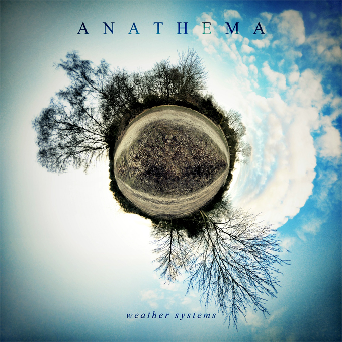Anathema 'Weather Systems', crítica y portada