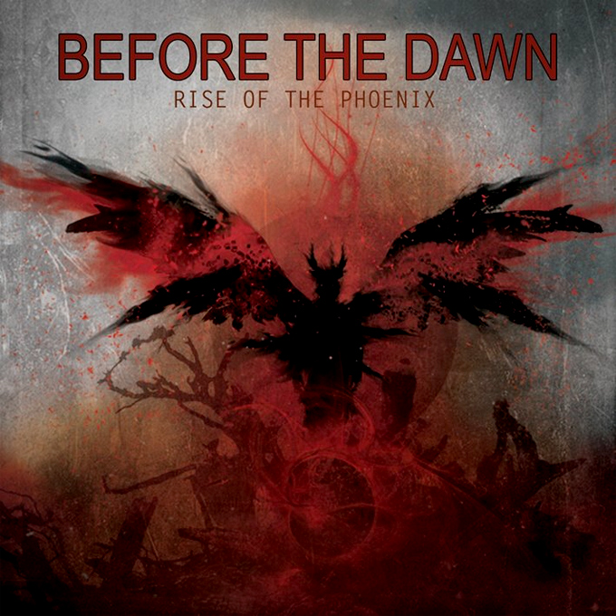 Before the Dawn 'Phoenix Rising', crítica y portada