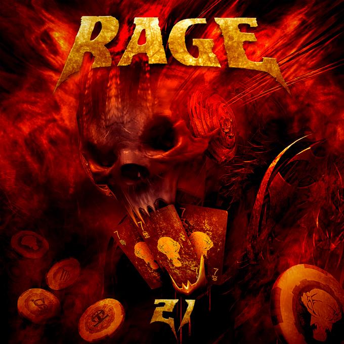 Rage '21', crítica y portada