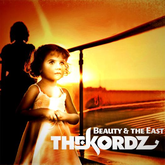 The Kordz, 'Beauty & the east', crítica y portada