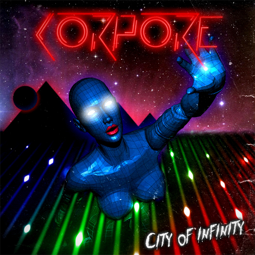 Corpore 'City of infinity', crítica y portada