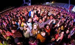 Crónica y fotos del Lunes en Viña Rock 2012