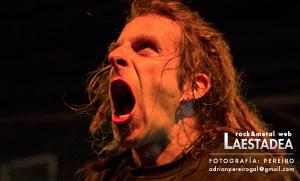 Lamb of God + The Eyes (19/06/2012, La Riviera, Madrid)