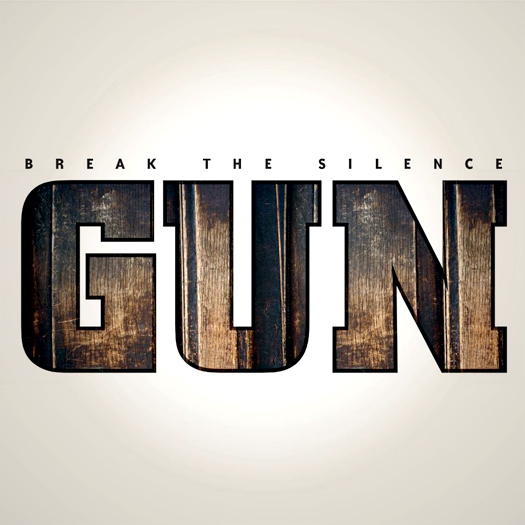 GUN 'Break The Silence'