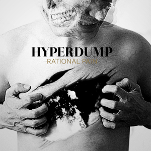 Hyperdump 'Rational Pain', crítica y portada