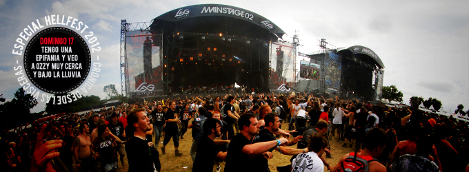 Crónica y fotos del Hellfest, Domingo 17