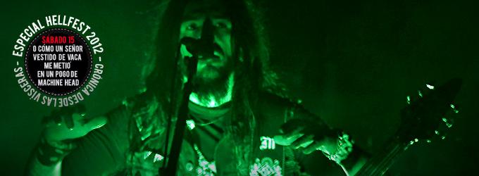 Crónica y fotos del Hellfest, Clisson, Sábado 16