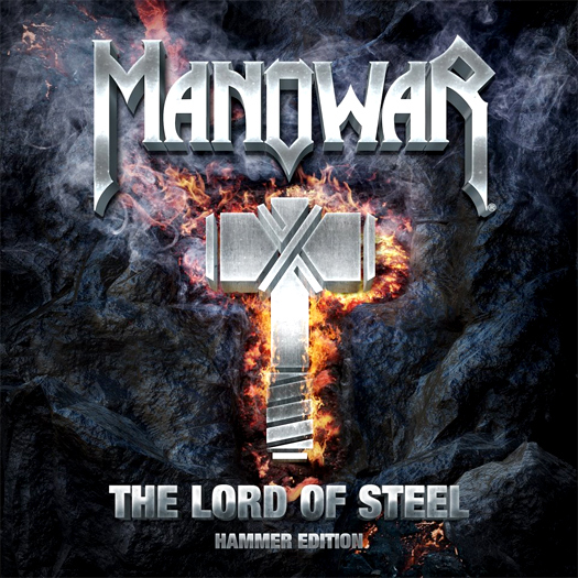 Manowar 'The Lord Of Steel'