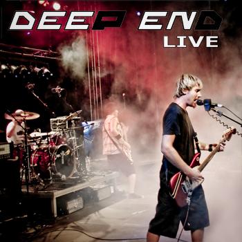 Deep End 'Live' EP, crítica y portada