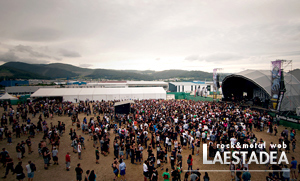 Resumen, fotografías del Resurrection Fest 2012