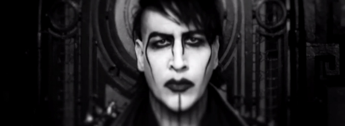Marilyn Manson y el vídeo de 'Hey, Cruel World...'