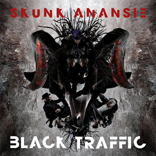 Skunk Anansie 'Black Traffic', crítica y portada