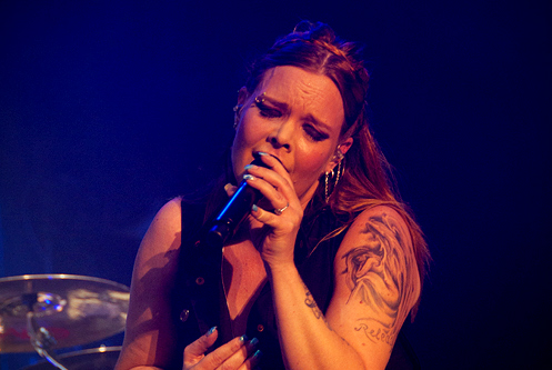 Anette Olzon y Nightwish se separan