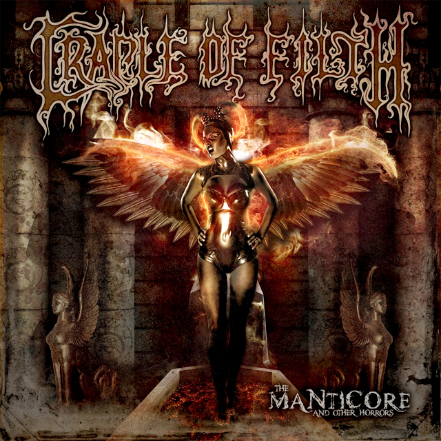 Cradle of Filth 'The Manticore and Other Horrors', crítica y portada